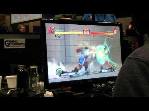 USF4 @ Evo 2014 - PR Balrog (Balrog) vs Xiaohai (Cammy)