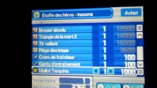 Astuce Et Secret Inazuma Eleven 3 Les Ogres Ataque