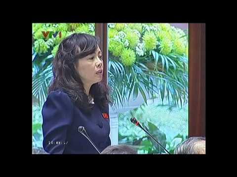LUẬT SƯ GIỎI - Bộ trưởng Bộ Y Tế trả lời về vụ