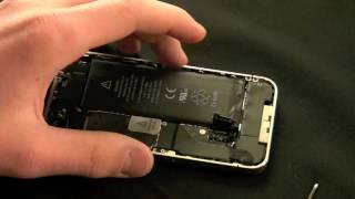 iPhone 4 sökme takma ve ekran değişimi nasıl yapılır?