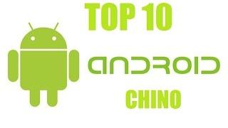 TOP 10 AGOSTO 2014 MEJORES SMARTPHONES CHINOS POR MENOS DE