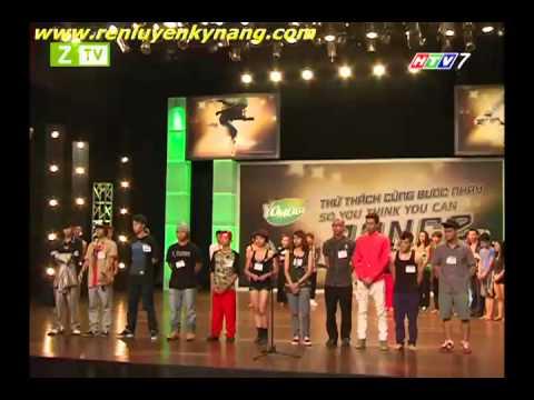 [Thử Thách Cùng Bước Nhảy 2012] - Vòng Bán Kết 1 - Tập 3 [Full]