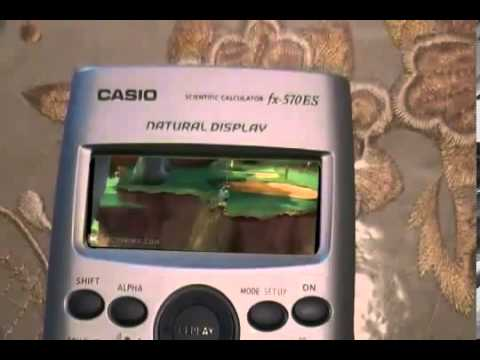 Hướng Dẫn Chơi Game Trên Máy Tính Casio Fx 570 Es