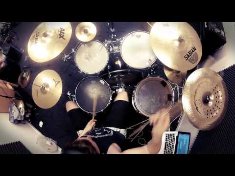 Pierce The Veil - King For A Day - Drum Cover