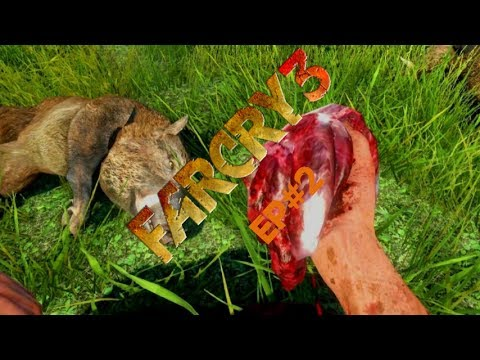 Far Cry 3 #2 Caçando Javali