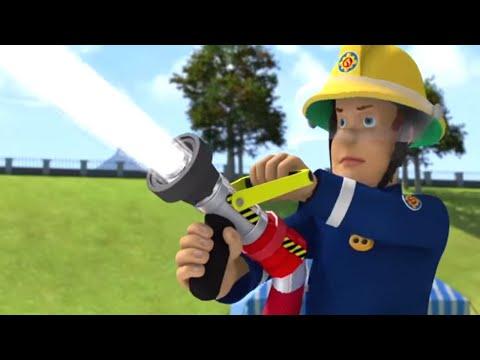 Požárník Sam - čas na hrdinstío - 60 minút
