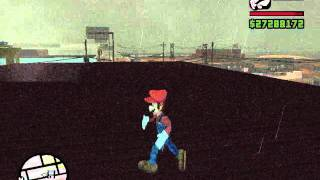 GTA San Andreas: El Ataque De Bob Esponja Parte 4 Loquendo