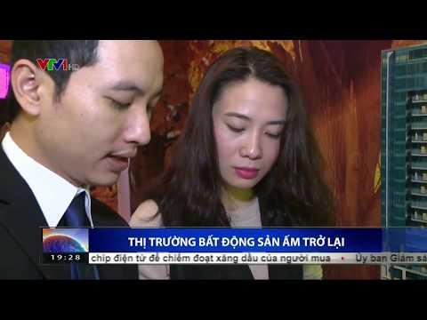TNR GoldSeason trên bản tin thời sự 19h VTV1