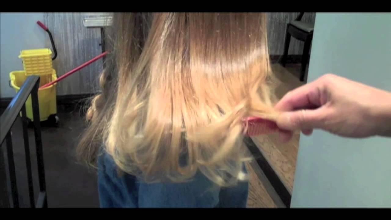 Johnny Ramirez Hair Color - YouTube