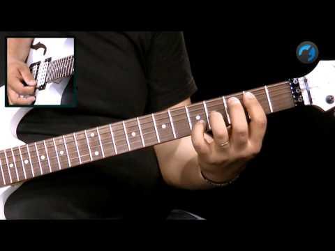 Fernandinho - Caia Fogo (como tocar - aula de Guitarra)