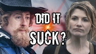 DID IT SUCK? - Doctor Who [THE WITCHFINDERS REVIEW]