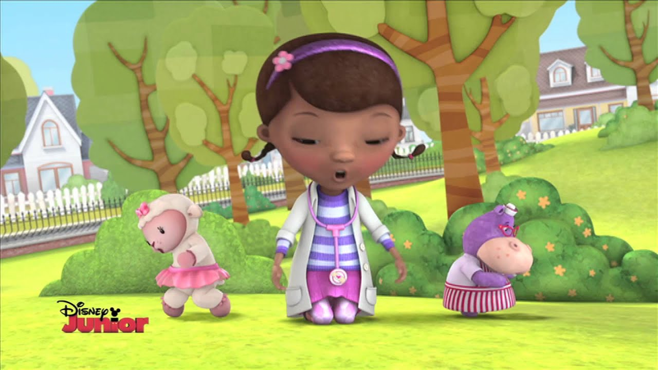 Doc McStuffins - Don't Be Afraid To Play - Song