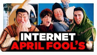 April Fool's on the Internet Sucks   Hardly Working