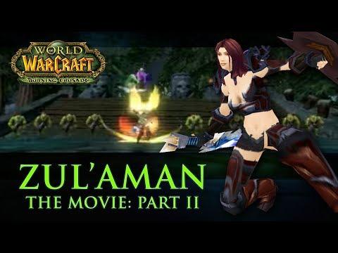 World of Warcraft: Zul'Aman: The Movie. Paladin Tank. 2 of 2