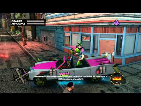 Saints Row:The Third [Ep60] Remembering when Sarah Jessica Parker was hot
