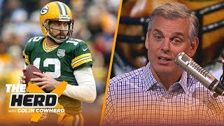 Colin Cowherd lists 7 best QBs in NFL, reiterates Manning would be a great owner | NFL | THE HERD
