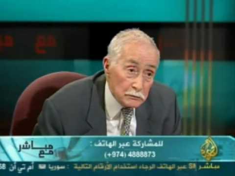 مباشر مع علي يحيى حقوق الإنسان في الجزائر