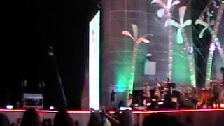 PORFI BALOA Y JOSEPH AMADO EN EL FESTIVAL DE LA SALSA BOCA