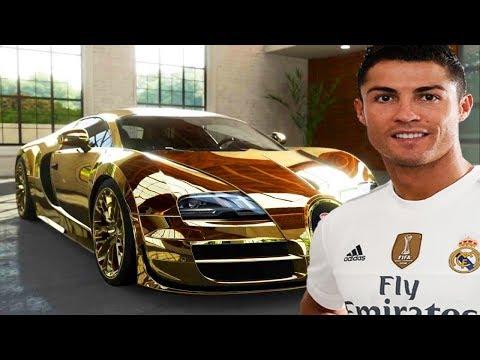 Cristiano Ronaldo - Bộ Sưu Tập Siêu Xe 7 Triệu Đô 2017