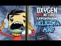 Returning to the Ice Oxygen Not Included Gameplay Helicona Map Livestream