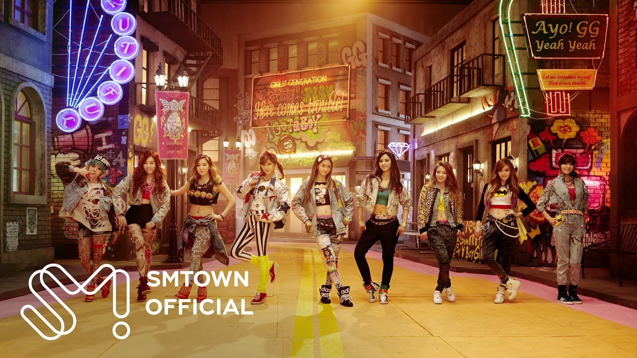 Girls' Generation ????_I GOT A BOY_Music Video