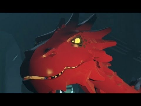 LEGO The Hobbit (PS4) Walkthrough Finale - Inside Information + Ending Credits