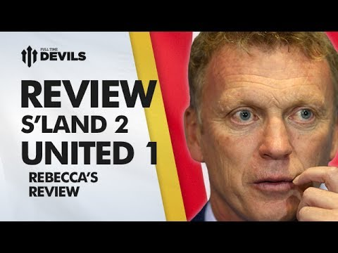 'We Need RVP Back!' | Sunderland 2-1 Manchester United - Capital One Cup | REVIEW