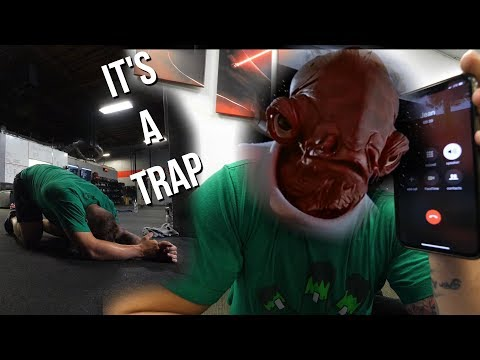 IT WAS A TRAP (Worst CrossFit Workout Ever)