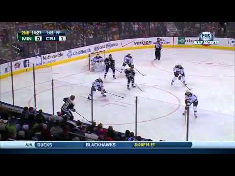 Minnesota Wild vs Columbus Blue Jackets 06.12.2013