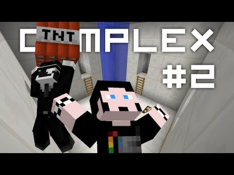 Minecraft: COMPLEX #2 - ANH LÀ ANH RAGE QUIT!!!