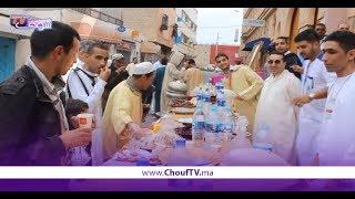 شباب بنسركاو بأكادير يخلدون عيد الفطر بتنظيم فطور جماعي | خارج البلاطو