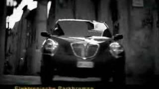 Lancia Thesis Promo Video