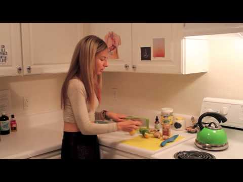 Foodie Friday | Robyn's Ayurveda Ginger Tea Demo