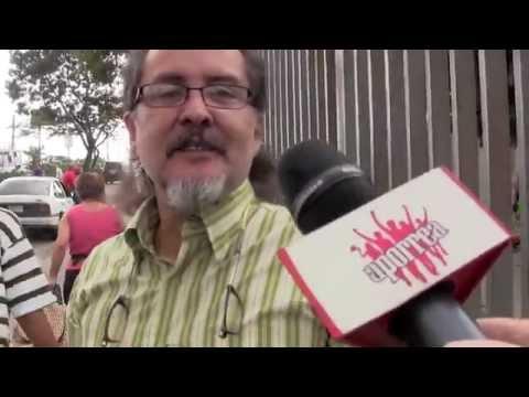 Escasez en el Gran Abasto Bicentenario de Plaza Venezuela, aporrea tvi, enero 2015
