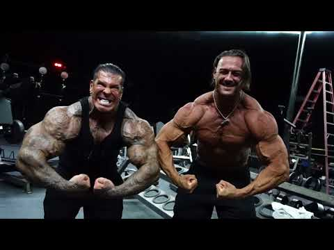 Sneak Peek of Unreleased Rich Piana Footage