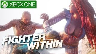 Xbox One KINECT Gameplay w/ Facecam - Fighter Within