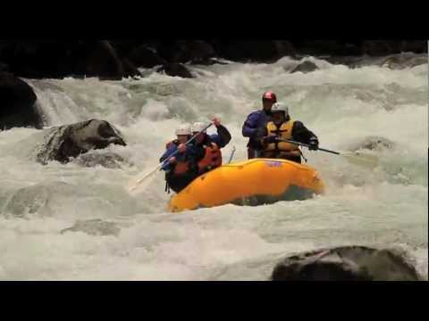 Wind River Rafting Trip - Wet Planet Whitewater