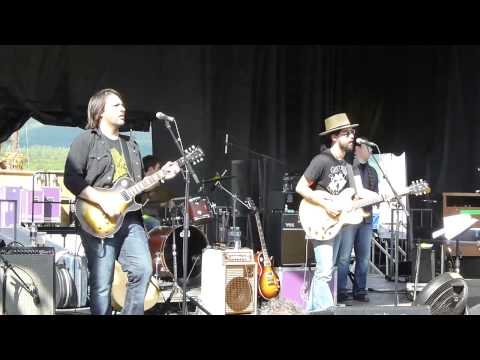 Jackie Greene -Don't Let The Devil Take Your Mind 6-9-13 Mountain Jam, Hunter Mt, NY