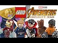 LEGO Avengers Infinity War 2018 sets My Thoughts