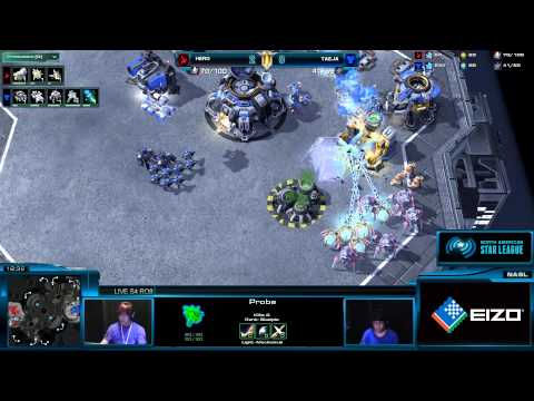 NASL Season 4 Grand Finals - Ro8 - Taeja vs Hero - Game 3