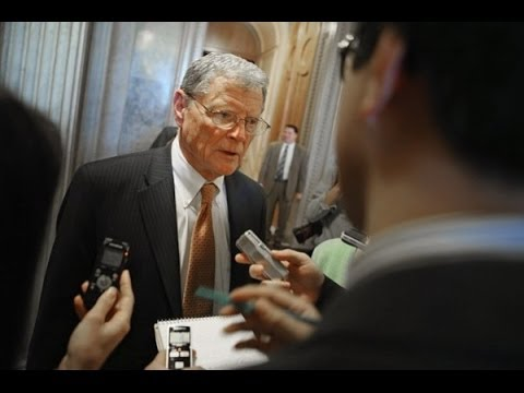Senator James Inhofe Rejects Global Warming