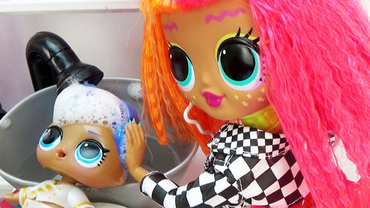 Купить куклы ЛОЛ в шаре оригинал в официальном интернет