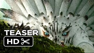 How To Train Your Dragon 2 Official Instagram Teaser (2014) - Jay Baruchel, Kristen Wiig Movie HD