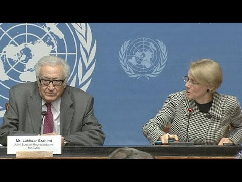 Syrian peace talks inconclusive
