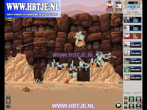 Angry Birds Star Wars Tournament Level 2 Week 34 (tournament 2) facebook