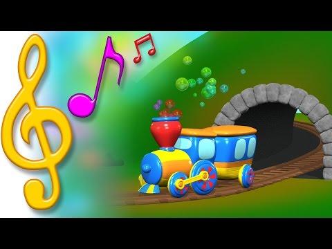 TuTiTu - Cantecul Trenuletului