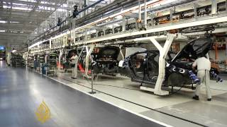 Car manufacturing booms in Mexico