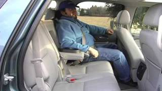 Chevy Tahoe Hybrid Review - Interior videos
