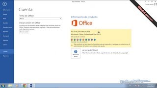 Activar Crack Office 2013 Funcionando Actualizado