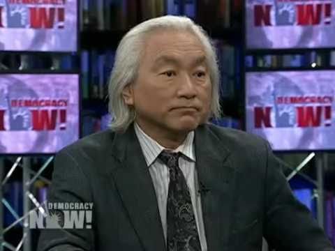 "Dr. Michio Kaku, Theoretical Physicist: Fukishima Daiichi Nuclear Facility is a ""Ticking Time Bomb"""